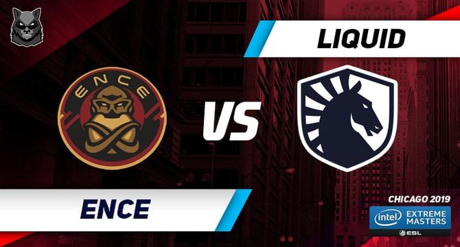ENCE Liquid preview
