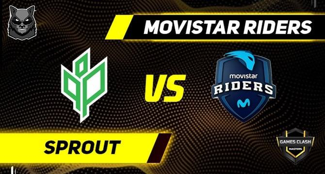 Sprout MovistarRiders
